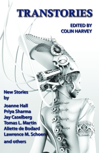 Transtories edited by Colin Harvey